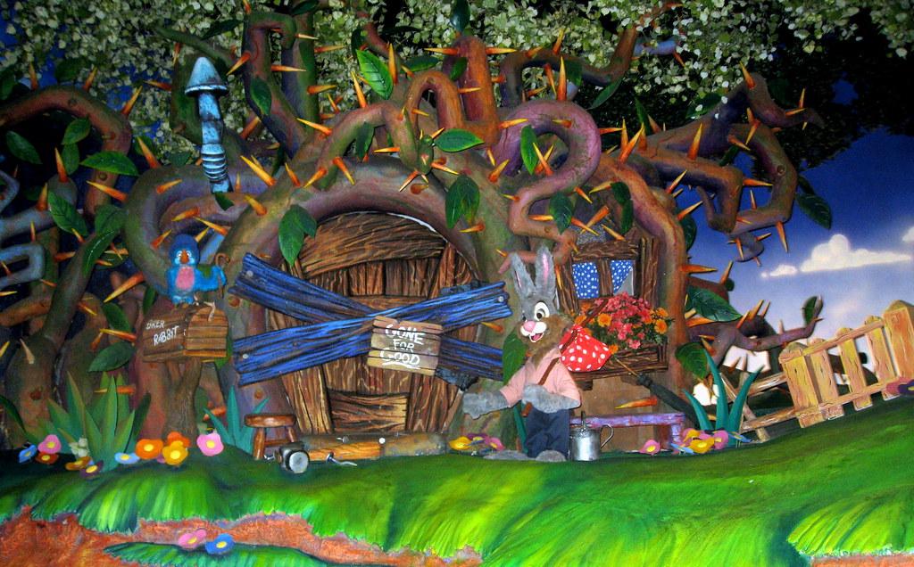 Brer Rabbit Disney Splash Mountain Splash Mountain Brer