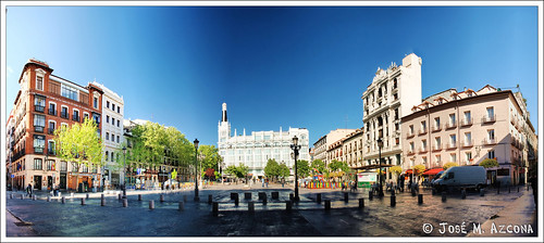 Madrid. Plaza de Santa Ana. | by josemazcona
