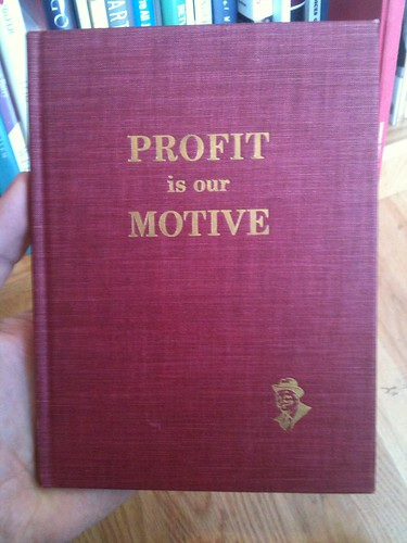 PROFIT is our MOTIVE | by pheezy