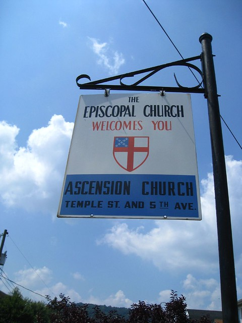 episcopal church welcomes ascension