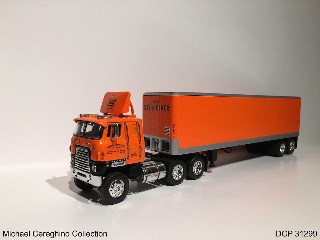 Diecast replica of Schneider Transport(Pre Schneider Natio… | Flickr