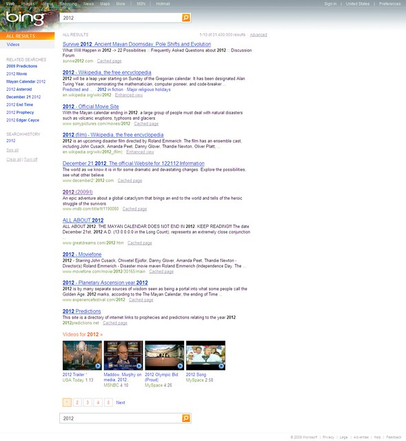 Bing Finance: Photo