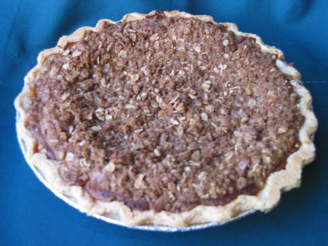 Streusel Pumpkin Pie Americas Test Kitchen