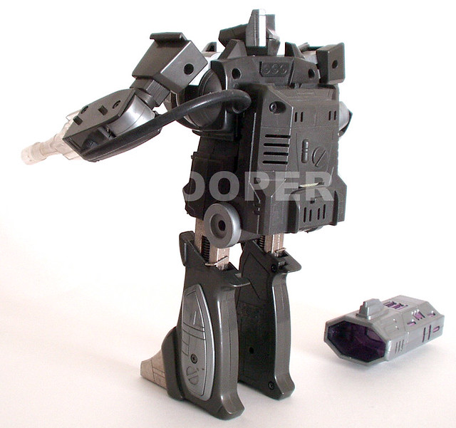Pre-Transformers Shockwave G1 | This is a pre-transformer ...