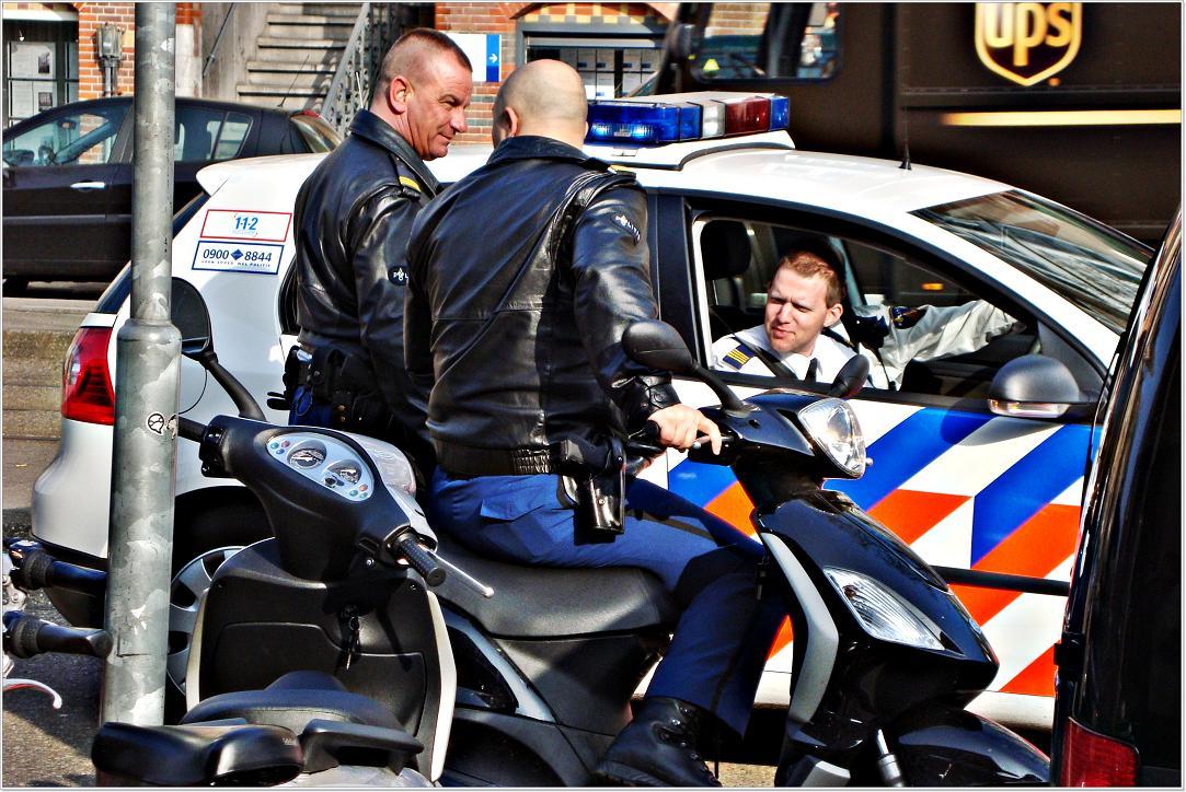 policija Amsterdama