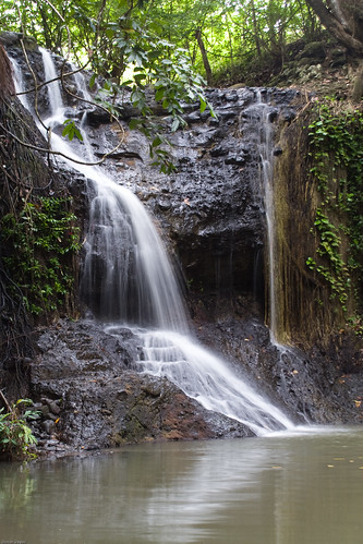 latille waterfall - St Lucia | by Duncan Gregory