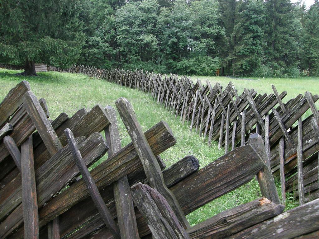 zaun fence original pinzgauer giaschdn zaun nur gesteck flickr. Black Bedroom Furniture Sets. Home Design Ideas