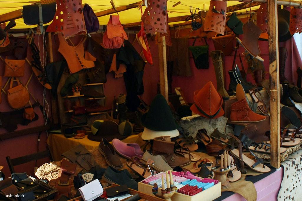 Boutique de vêtements médievaux