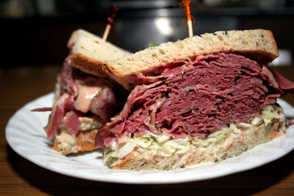 Famous New York City Street Food