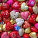 Heart Ornaments Galore