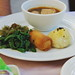 Eating Out: [台中市] 春天素食下午茶 (Spring Natural Vegetarian Restaurant, Taichung, Taiwan)
