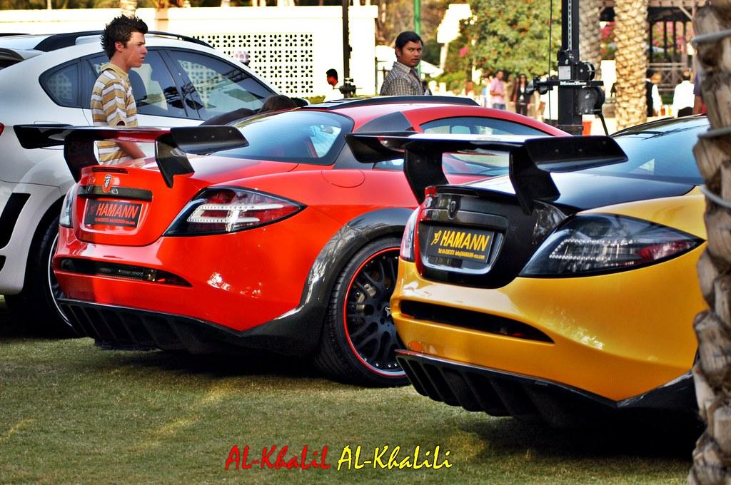 Mercedes benz slr mclaren hamann volcano al khalil al for Mercedes benz jobs in alabama