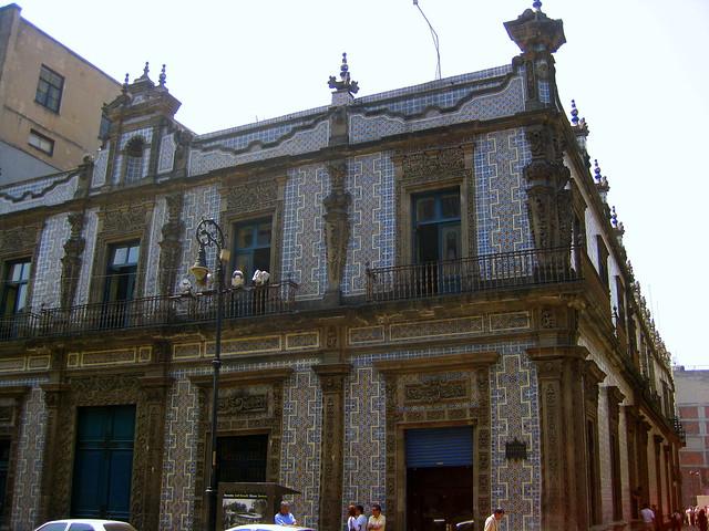 Casa de los azulejos flickr photo sharing for Casa azulejos mexico