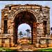 The Arch of Marcus Aurelius !