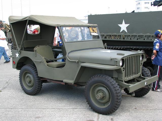 1945 willys jeep flickr photo sharing. Black Bedroom Furniture Sets. Home Design Ideas