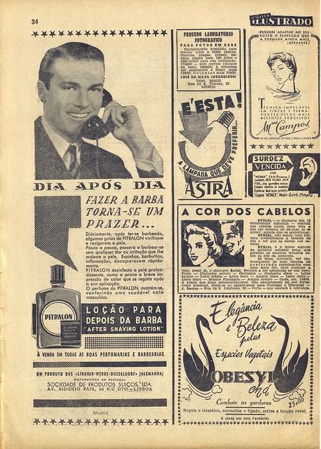 Século Ilustrado, No. 935, December 3 1955 - 32