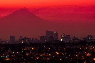 mexico city sunrise | by bdebaca
