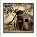 YASHICA 635 - THE OLD BARN