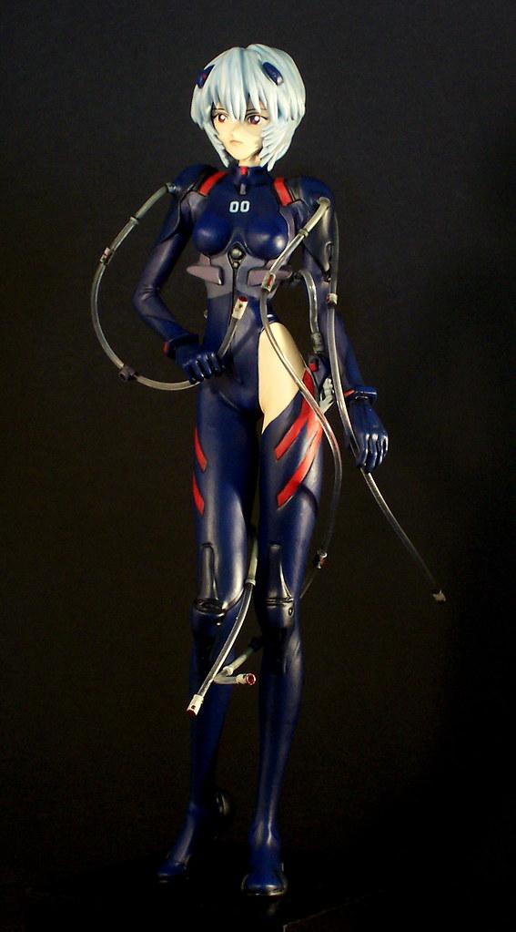 Neon Genesis Evangelion [3 Years After] +++ 1:6 Rei Ayanam ...  Neon Genesis Ev...