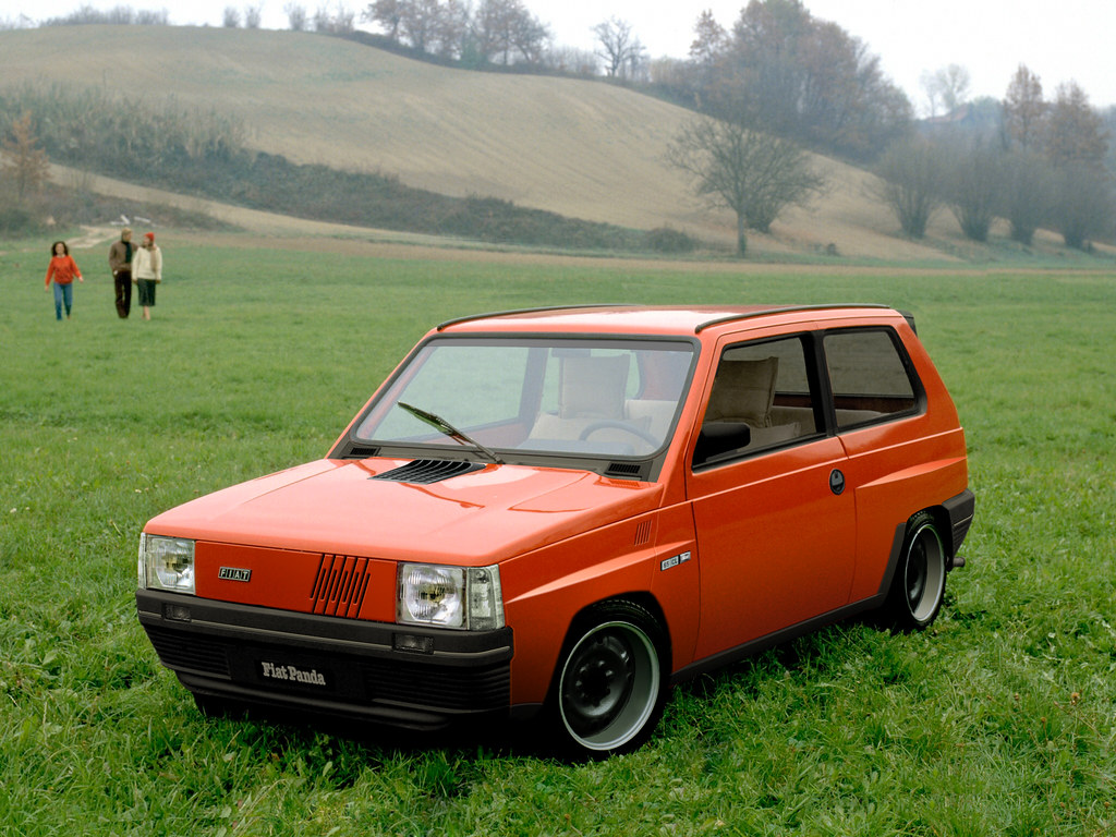 fiat panda 100hp integrale borrowing from the lancia integ flickr. Black Bedroom Furniture Sets. Home Design Ideas