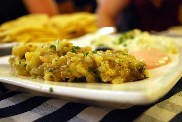 Baba Ghanouj Restaurant South Bank