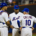 Terry Collins talks to Francisco Rodriguez