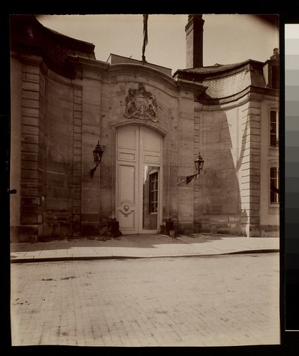 Hotel de Charost - Pauline Borghese - Ambassade d'Angleterre 39 Fbg. St. Honore (8e arr) | by George Eastman House