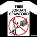 Free Jordan Crawford T-Shirt