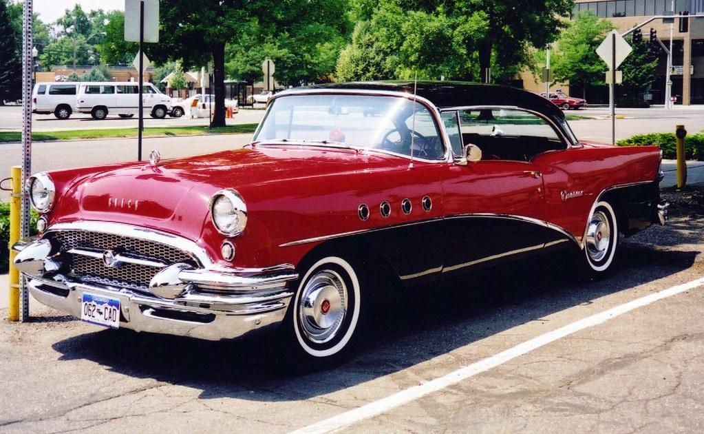 1955 buick century 2 door hardtop coconv flickr