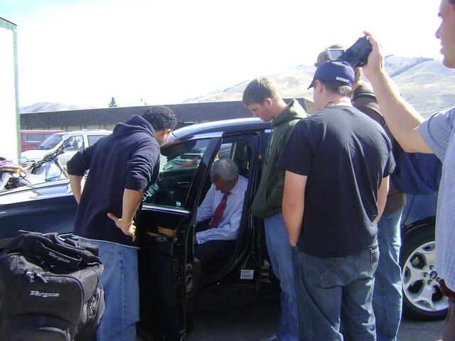 Photo Ford motor company technology