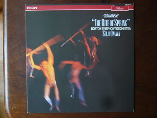 Stravinsky - The Rite Of Spring, Boston Symph. Orch., Ozawa, Philips | by Piano Piano!