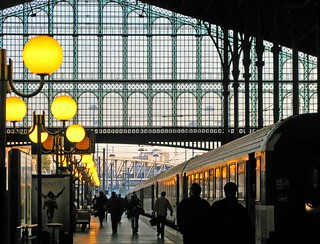 ~ Paris ~ Gare du Nord le matin ~ | by Janey Kay