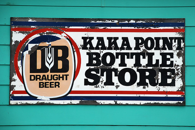 Kaka Point New Zealand  city pictures gallery : Kaka Point Bottle Store | Kaka Point The Catlins New Zealand ...