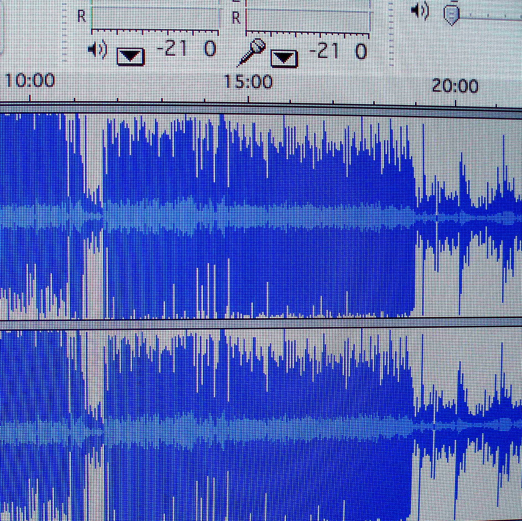 how to create a podcast using audacity