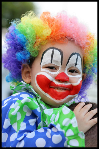 Cutie Clown 1 | Carnival | Joden_suri | Flickr