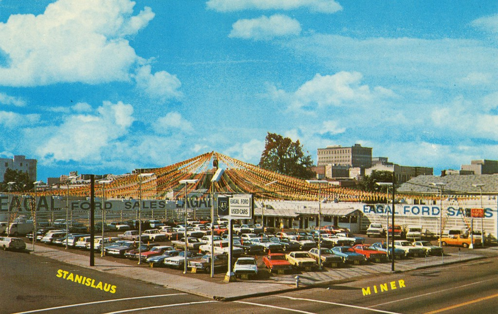 Stockton Auto Sales >> Eagal Ford Sales, Stockton, CA | Eagal was Stockton's Ford ...