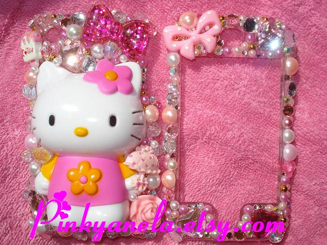 Deco hello kitty iphone case for sale available in my - Deco chambre hello kitty ...