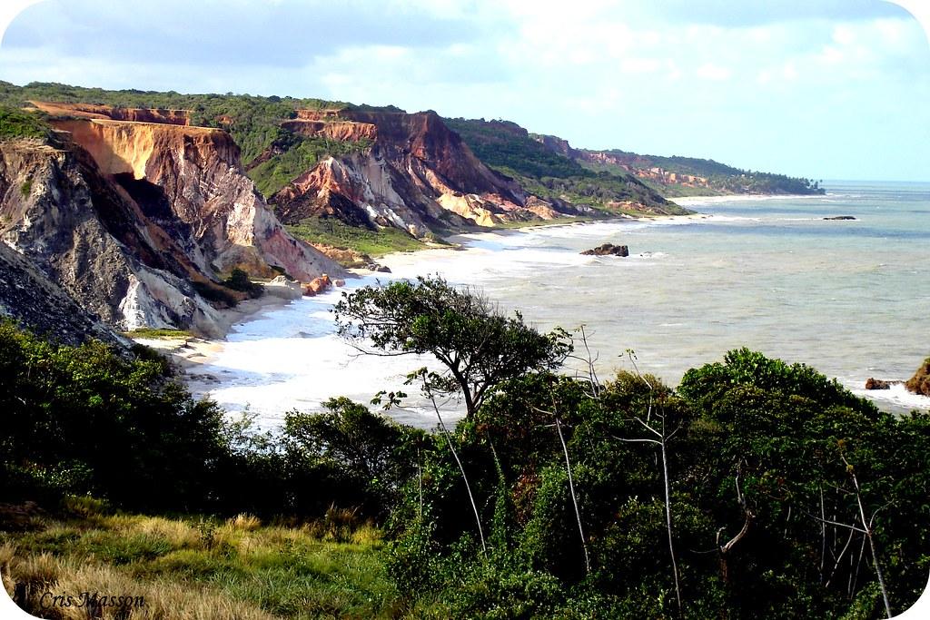 Tambaba - PB - Brasil   Viagem, Brasil, Oceanos