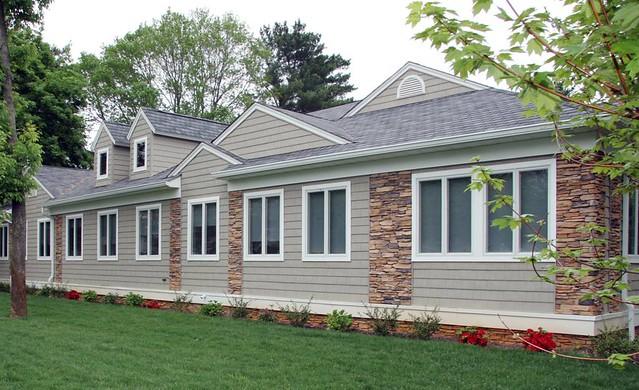 Dr friedman dental office exterior dr friedman dental for Dental office exterior design