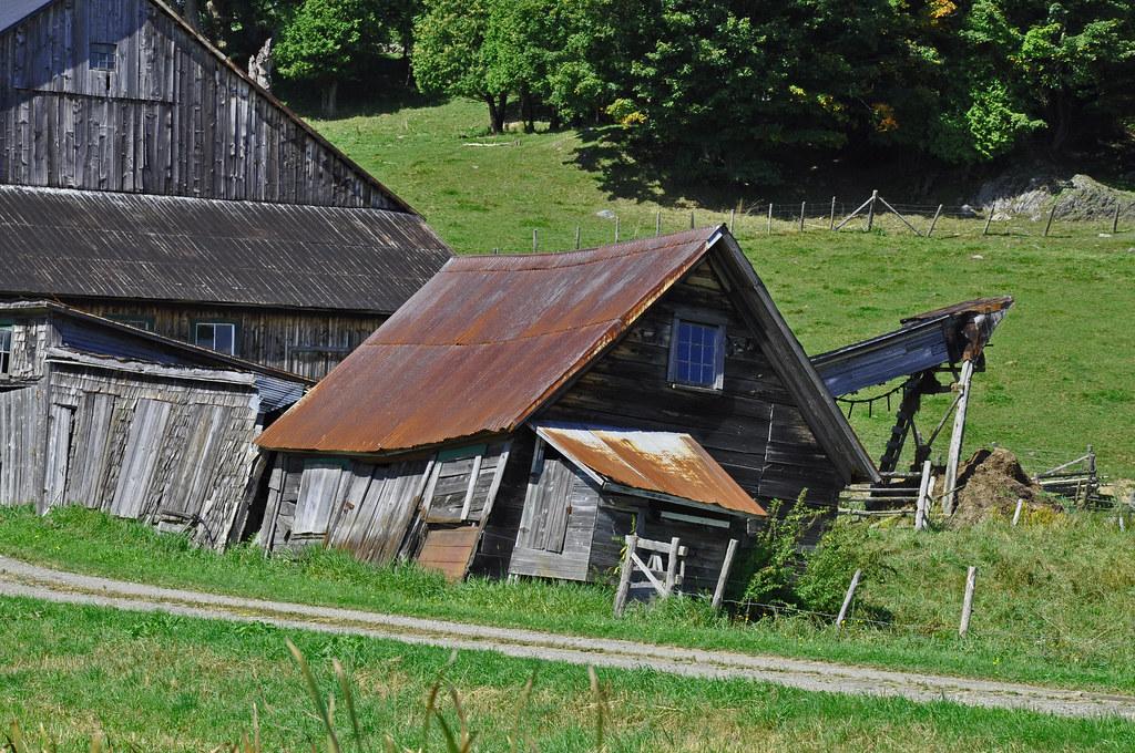 vieille grange secteur glen sutton estrie vieille grange s flickr. Black Bedroom Furniture Sets. Home Design Ideas