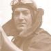 Photograph of airmail pilot Warren D. Williams