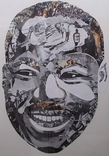 Martin Luther King, Jr. | portrait of Martin Luther King Jr ...