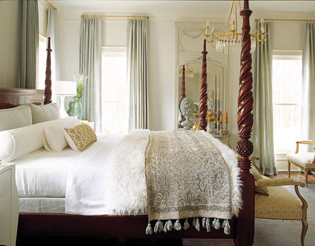 White Bedroom Four Poster Bed 39 Moonlight White 39 By Benj Flickr