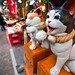 Beckoning Cats - Yanaka