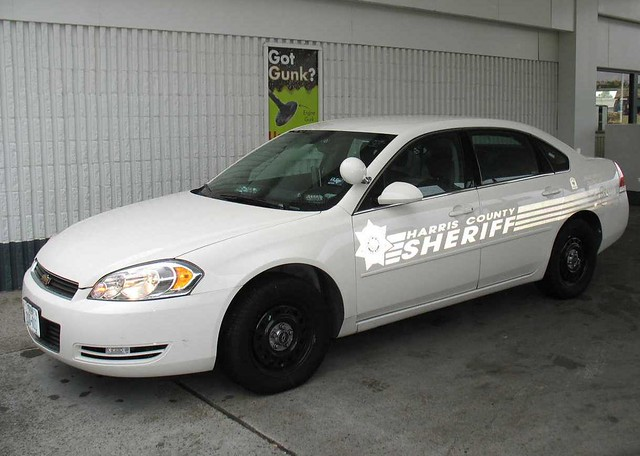 """New Chevy Truck >> Harris County Texas Sheriff Chevy Impala """"Ghost Car"""" (All …   Flickr"""