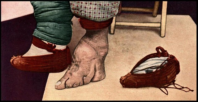 Asian Shoe Size Conversion Chart: CHINESE FOOT BINDING (5) | Welcome to CHINESE FOOT BINDING 1u2026 | Flickr,Chart