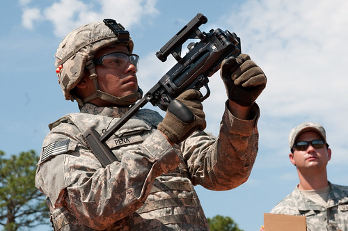 New M-320 grenade launcher | by The U.S. Army