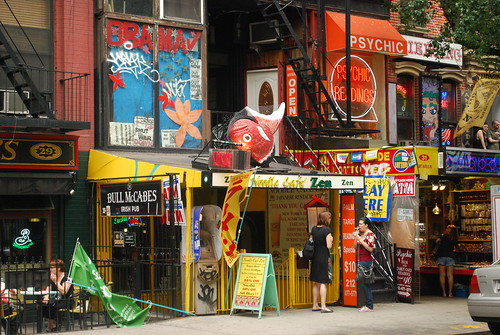 Image result for little japan town in new york