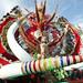 Spain - Spectacular carnival float in Tenerife.