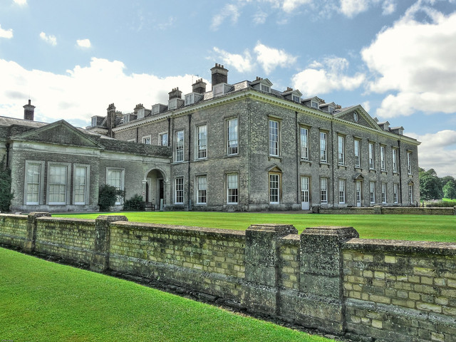 Althorp From The Side Flickr Photo Sharing